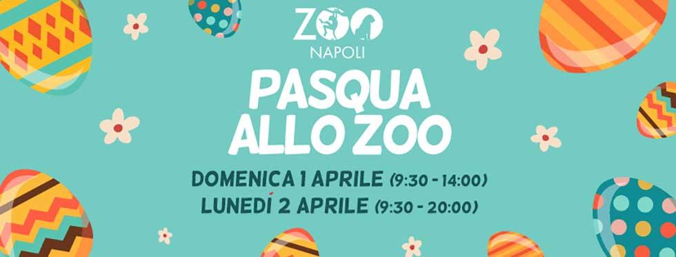 Pasqua allo Zoo di Napoli