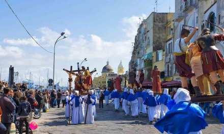 Pasqua 2018 a Napoli, le processioni della Settimana Santa