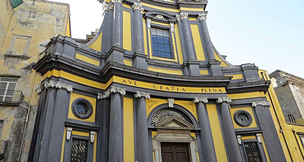 Basilica dell'Annunziata Maggiore a Forcella e Ruota degli Esposti