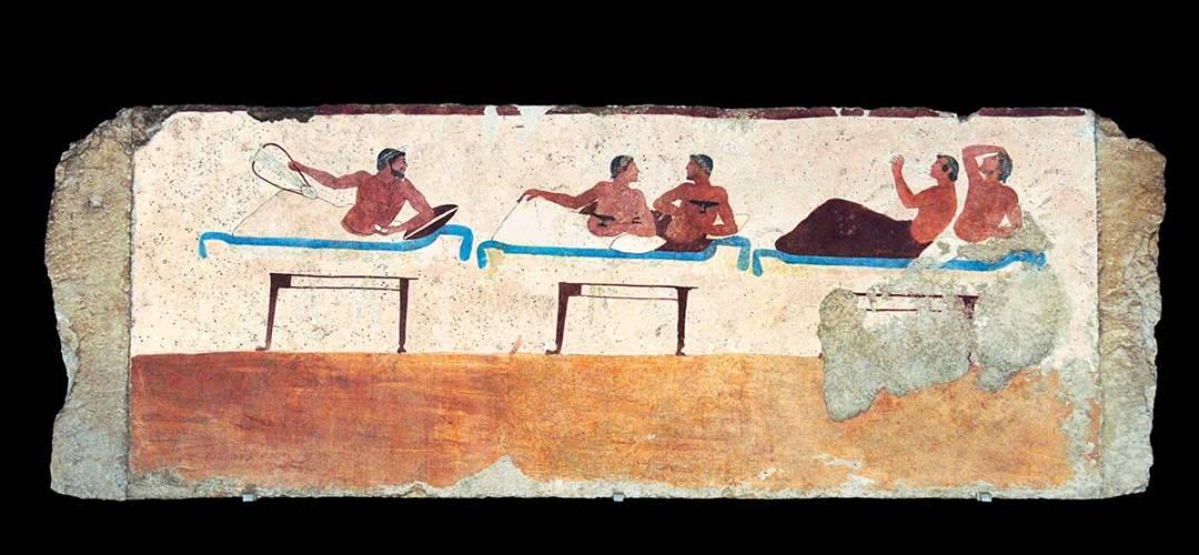 I Venerdi dei Depositi Paestum - Tomba del tuffatore