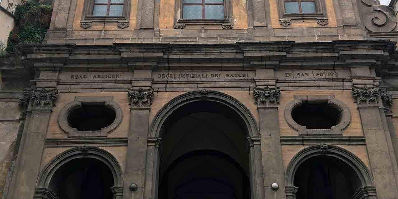 Chiesa di San Potito a Napoli