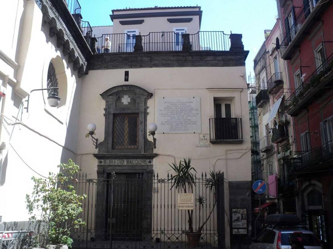 Chiesa di San Biagio Maggiore Napoli