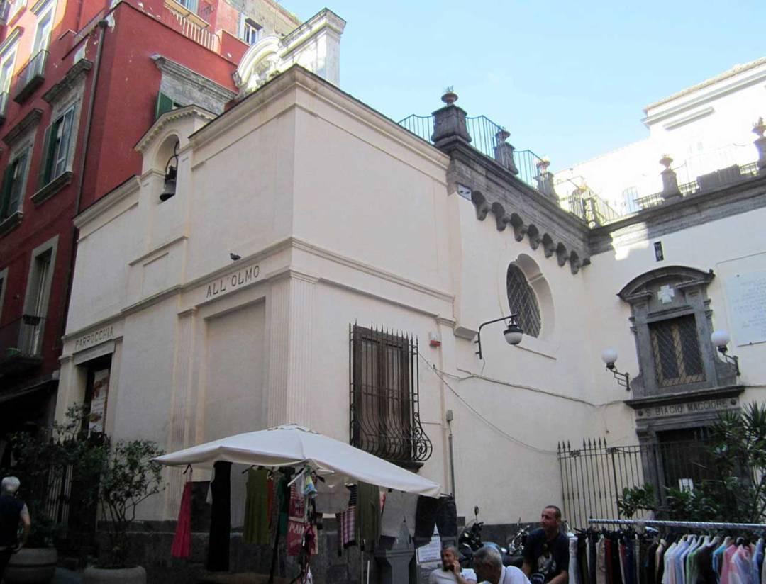Chiesa di San Gennaro all'Olmo Napoli