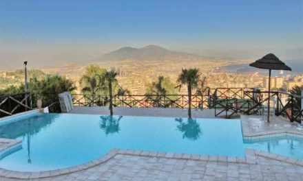 Napoli sei piscine all'aperto di Napoli e dintorni