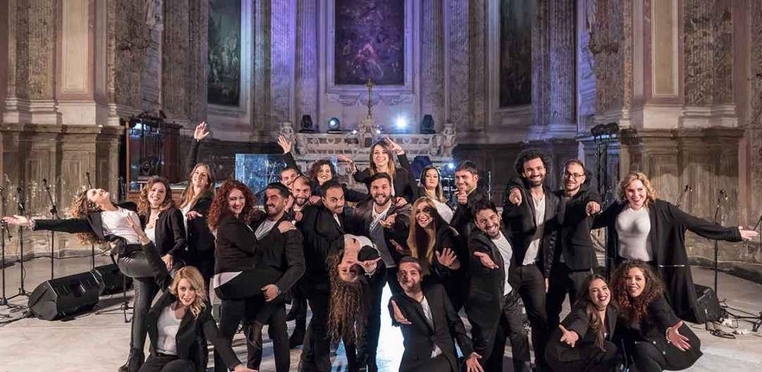 That's Napoli Live Show a San Potito