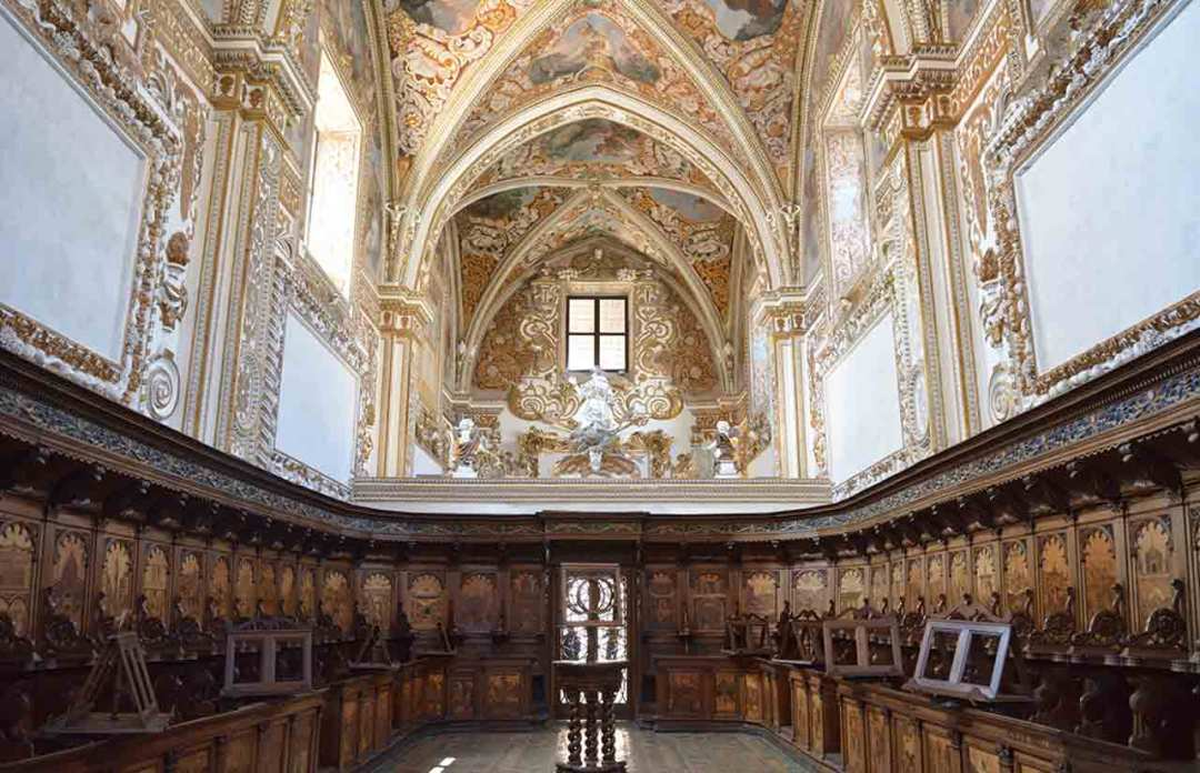 Certosa di Padula Chiesa Alta