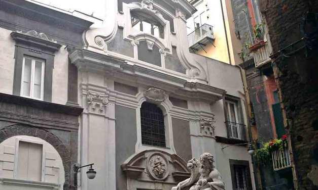 Cappella di Santa Maria dei Pignatelli Napoli