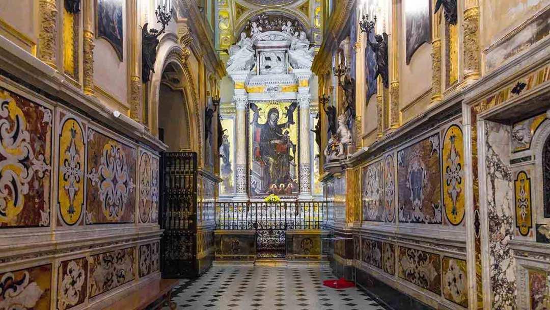 Santuario di Montevergine Madonna