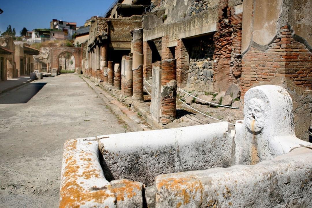 Scavi Archeologici Ercolano