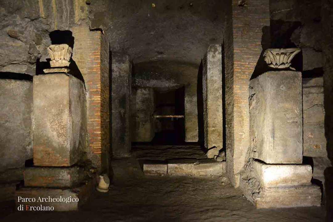 Ercolano Teatro Antico Romano