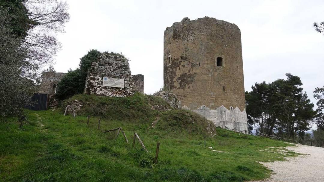 Casertavecchia Castello