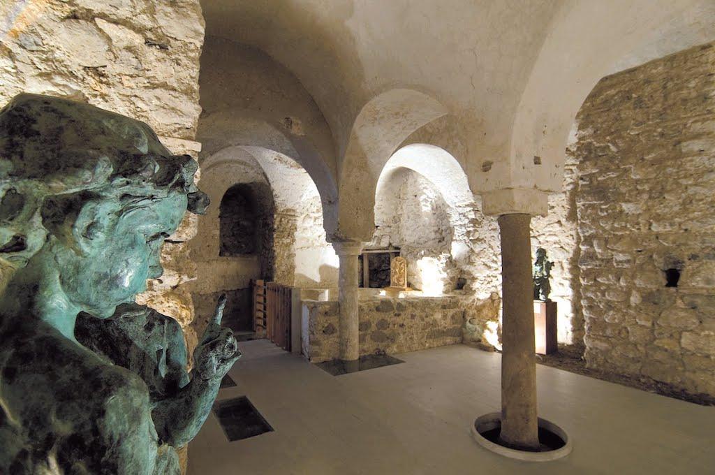 Cripta dell' Assunta Positano