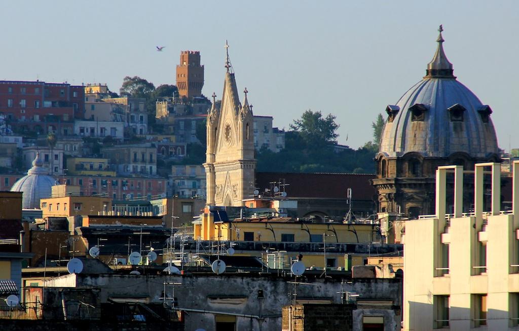 Torre del Palasciano Napoli
