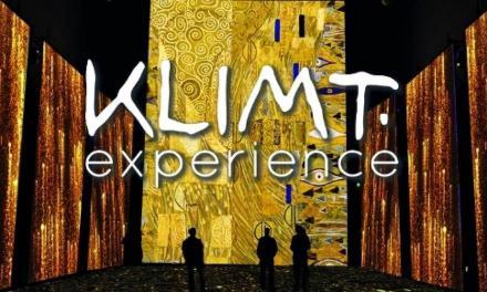 Klimt Experience in mostra nella Basilica dello Spirito Santo