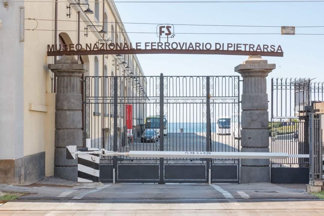 Museo Ferroviario di Pietrarsa, Portici