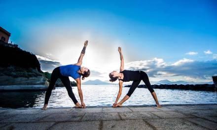 Festival Yoga Napoli 2018 nel Complesso di San Domenico Maggiore