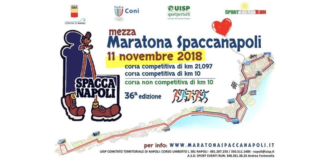 Spaccanapoli Maratona 2018
