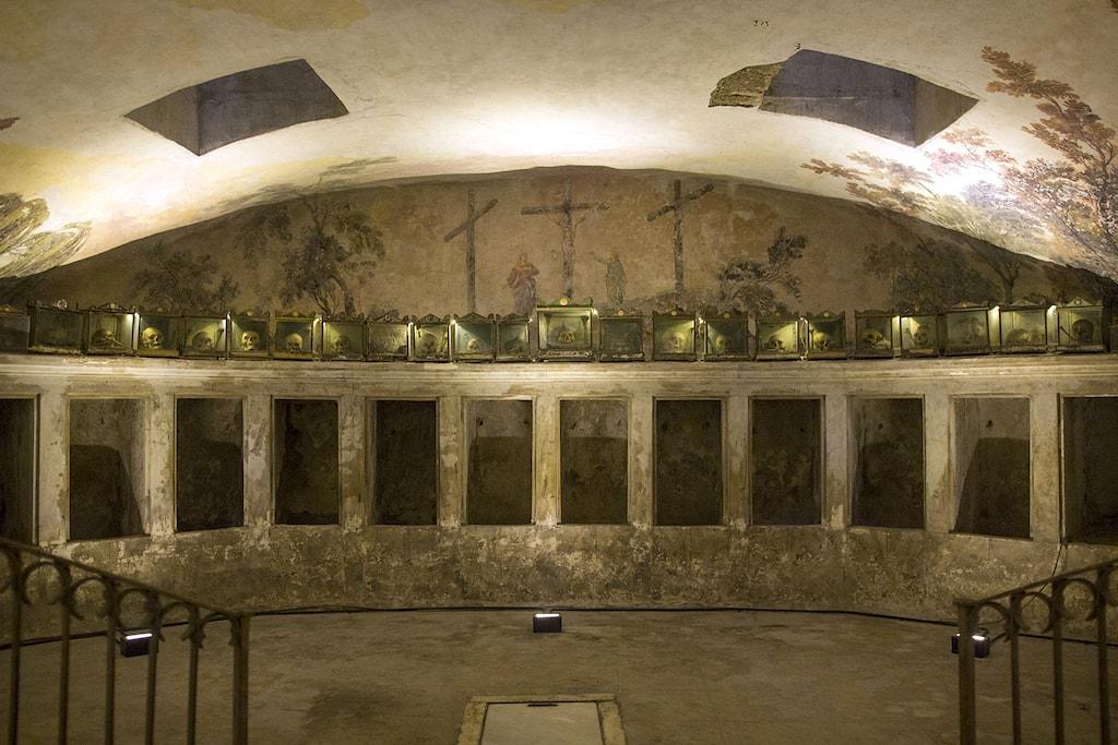 Ipogeo Complesso Monumentale di Sant'Anna dei Lombardi