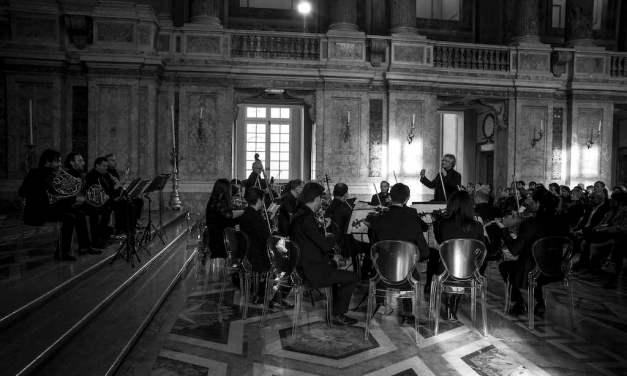 Concerto per un Giorno di Festa alla Regia di Caserta