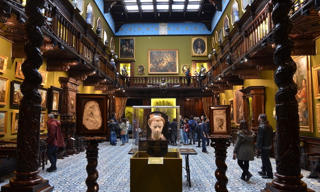 Sala Agata Museo Civico Filangieri-Fabrizio Reale