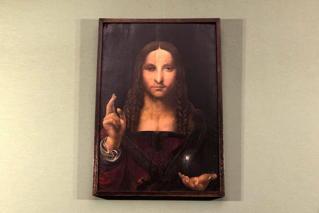 Salvator Mundi San Domenico Maggiore Napoli