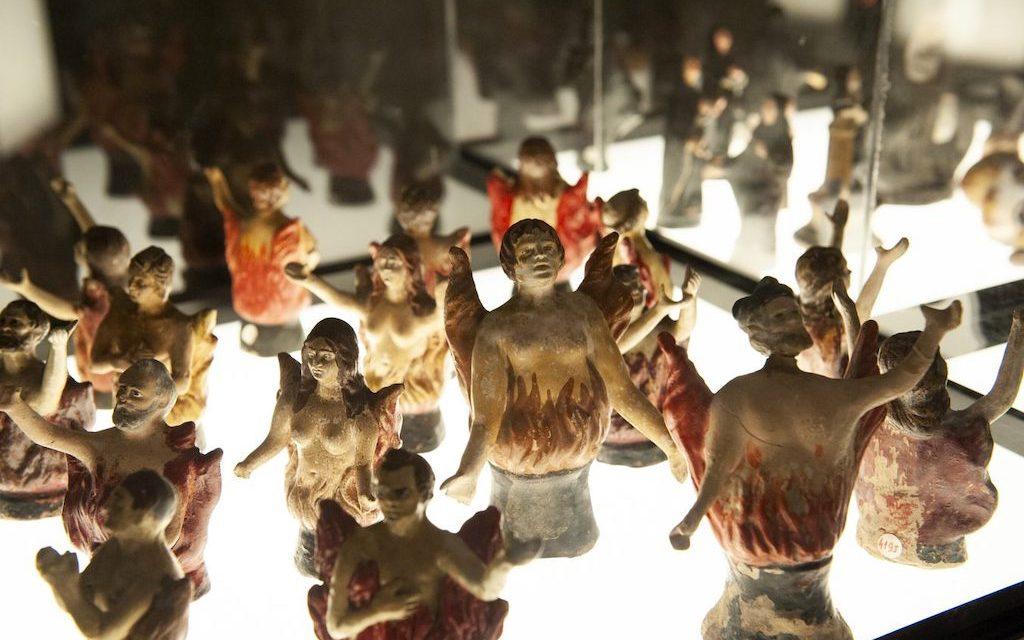 Le anime pezzentelle tornano in mostra nella chiesa del Purgatorio ad Arco