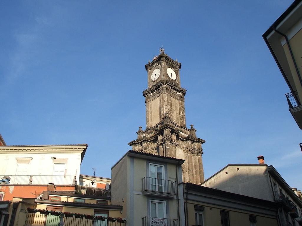 Avellino Torre dell Orologio