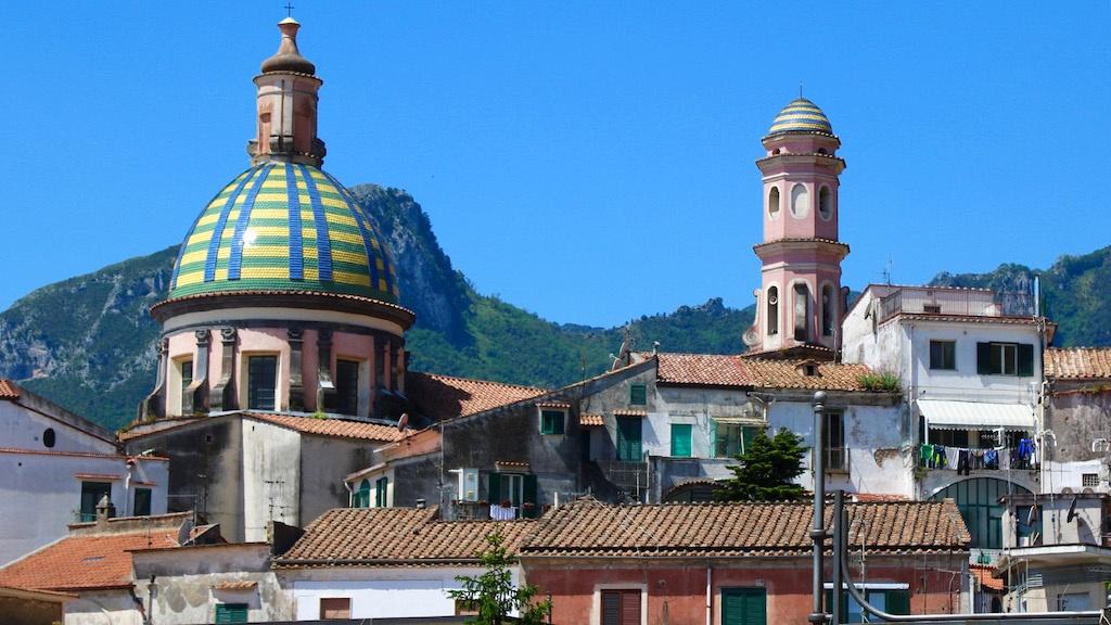 Borgo di Vietri sul Mare