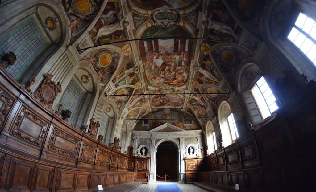 Chiesa Santi Severino e Sossio Sagrestia