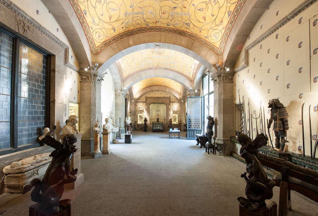 Museo civico Filangieri Napoli