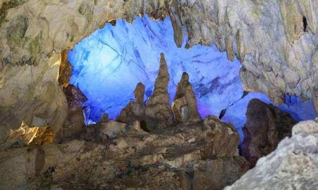 Le Grotte di Pertosa Auletta (Grotte dell'Angelo)