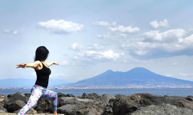Lo Yoga si invita nei musei di Napoli