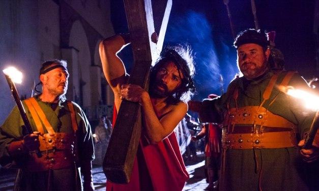 Pasqua 2019, torna la suggestiva Via Crucis di Ravello