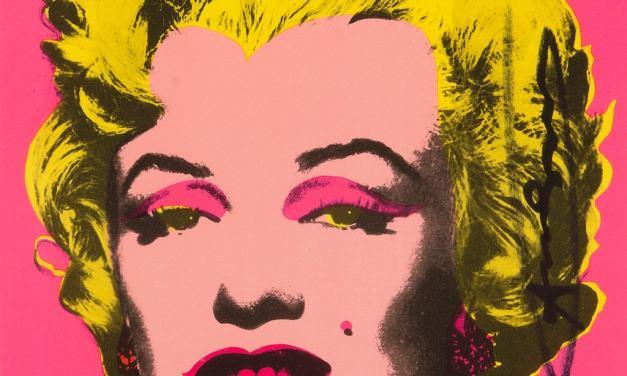 Mostra su Andy Warhol nella Chiesa della Pietrasanta