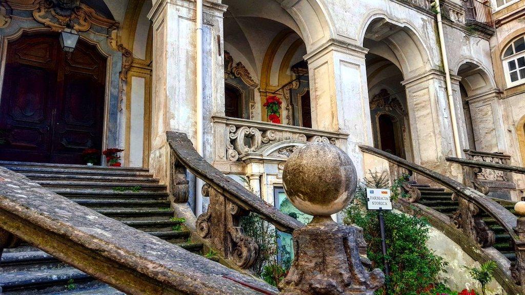 Ospedale incurabili di Napoli