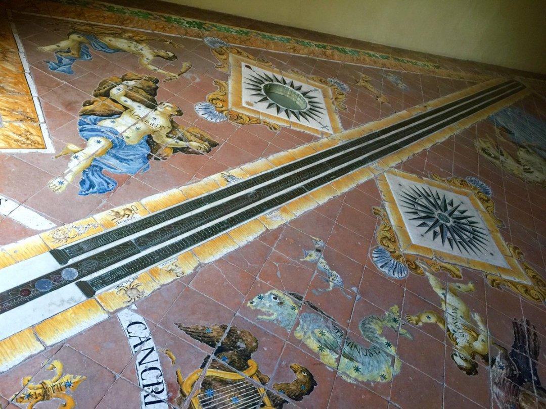 Meridiane di Napoli - Certosa di San Martino