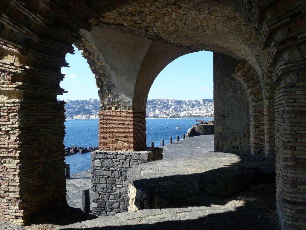 Castel dell' Ovo Napoli