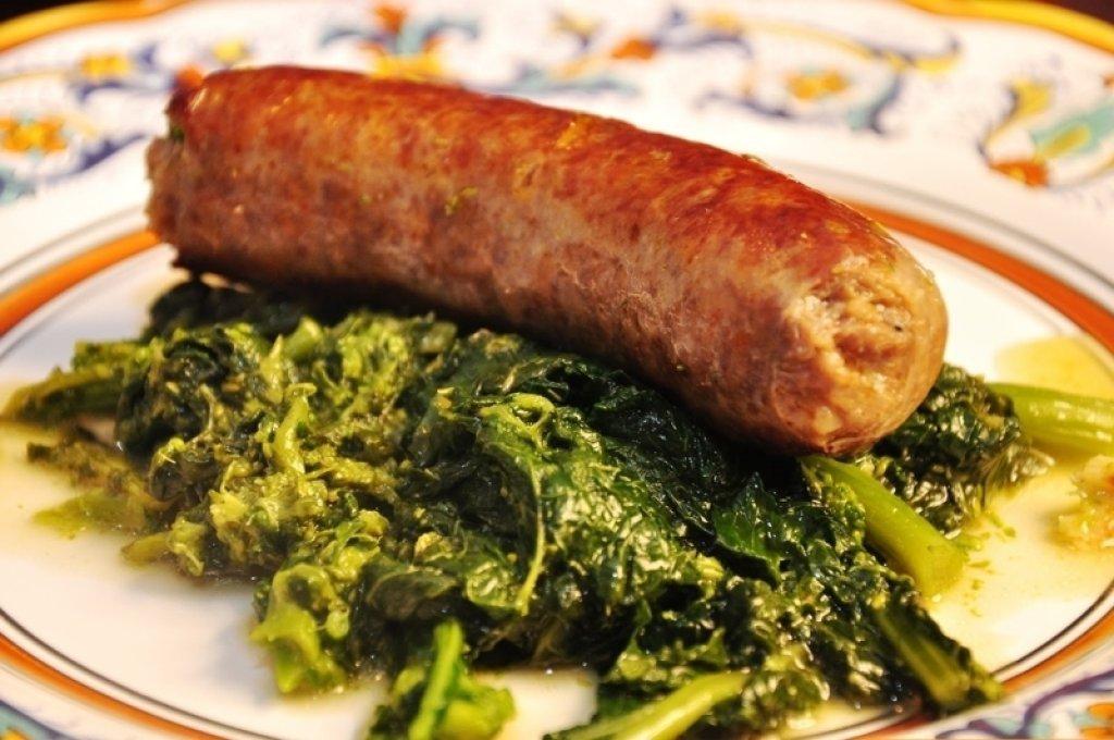 Ricetta Salsiccia e Friarielli