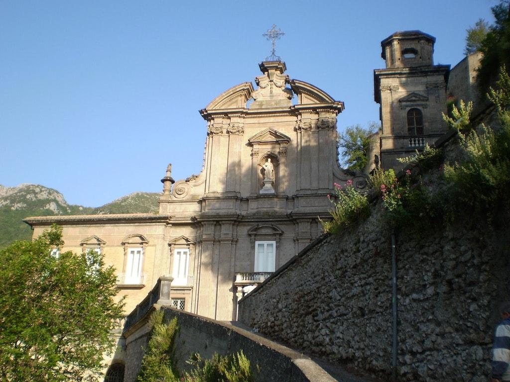Abbazia di Cava de' Tirreni