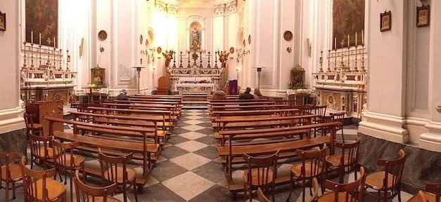 San Raffaele a Materdei, la chiesa della fecondità