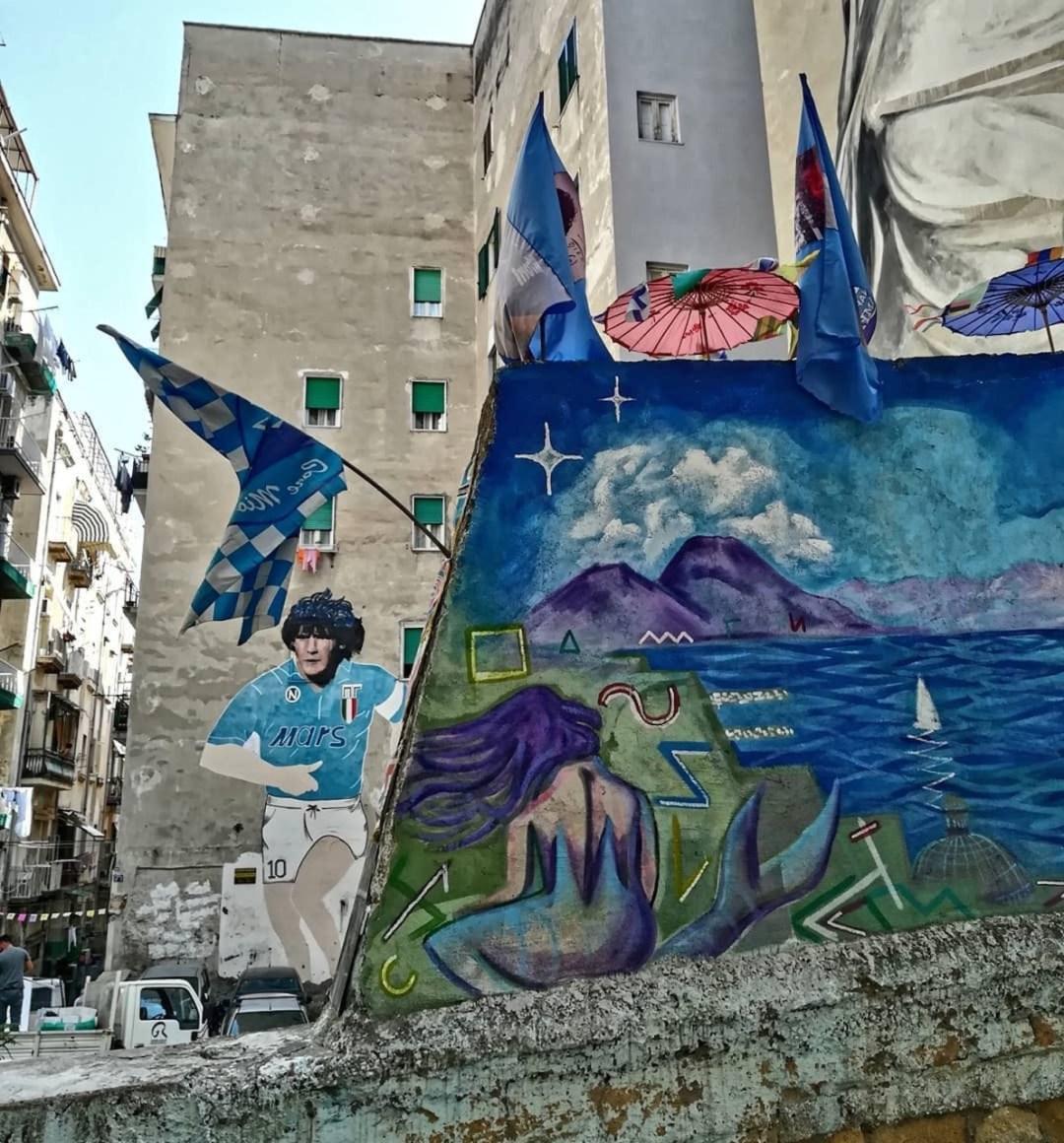 Maradona - Street Art nei Quartieri Spagnoli