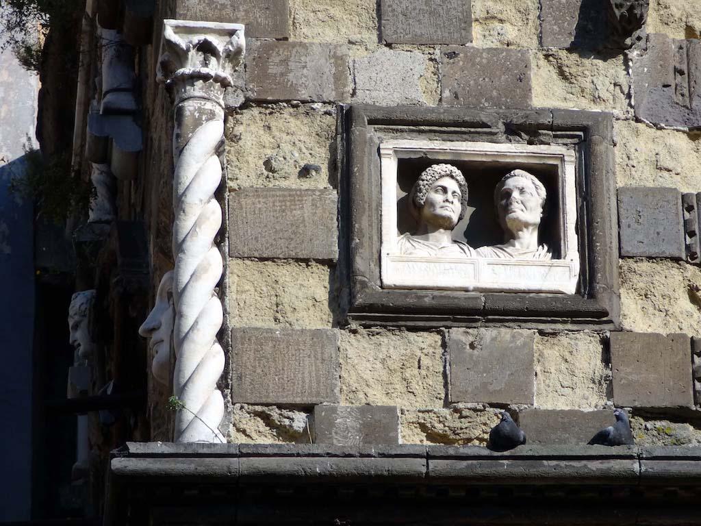 Campanile Cappella Pappagoda Napoli