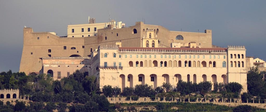 Visita guidata gratuita a Castel Sant'Elmo di Napoli