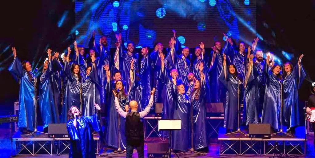 Concerto Gospel al Complesso Monumentale Donnaregina di Napoli