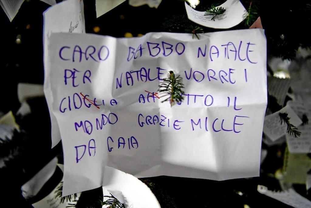 Napoli l'Albero dei Desideri