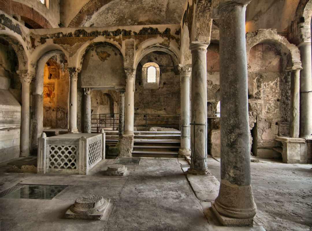basilica di S. Felice in Pincis