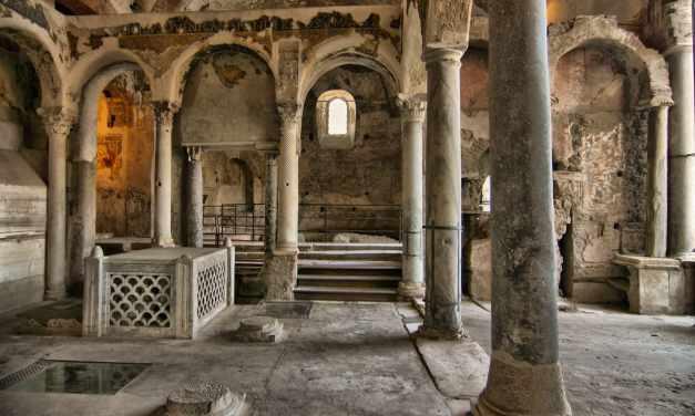 Complesso Basilicale di Cimitile a Nola (Napoli)