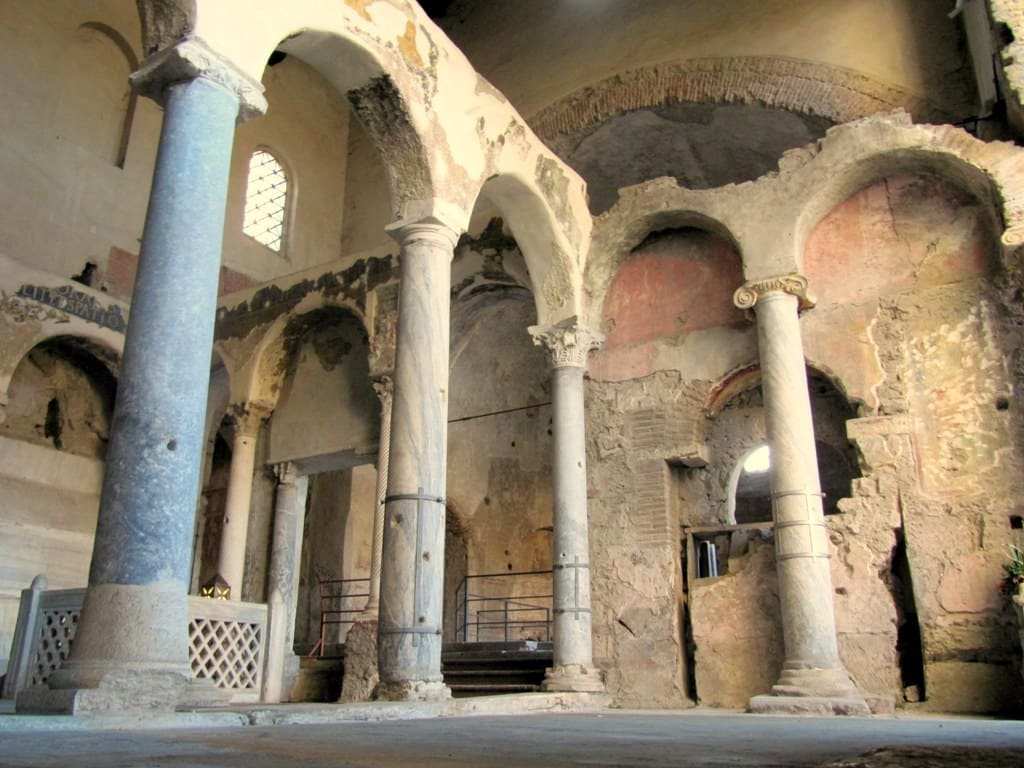 Cimitile Basilica di S. Felice in Pincis