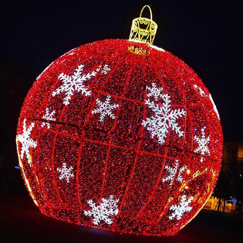Natale a Napoli decorazioni