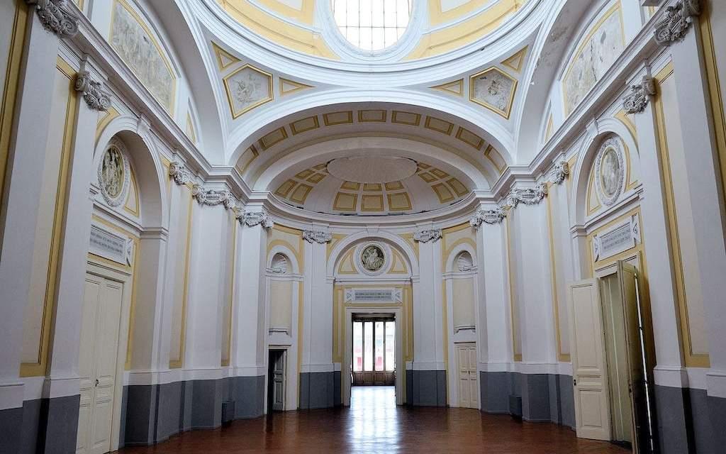 Walk in Art, evento-spettacolo a Villa Campolieto Ercolano